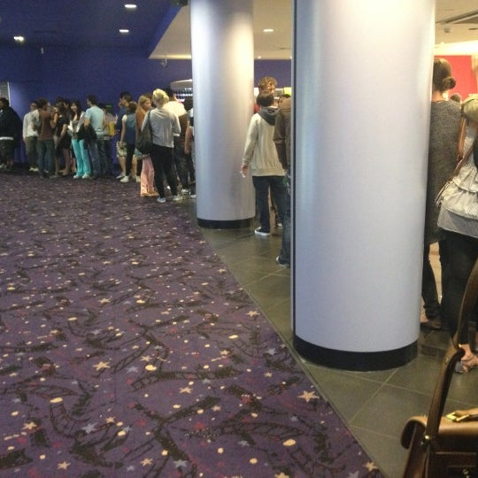 Photo taken at Cineworld by Scott D. on 7/21/2012