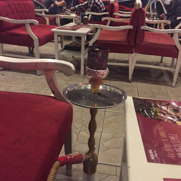 Good place for  relaxation with hookah