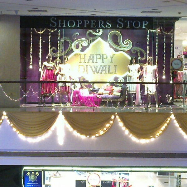Photo taken at Kumar Pacific Mall by Atena F. on 10/20/2014