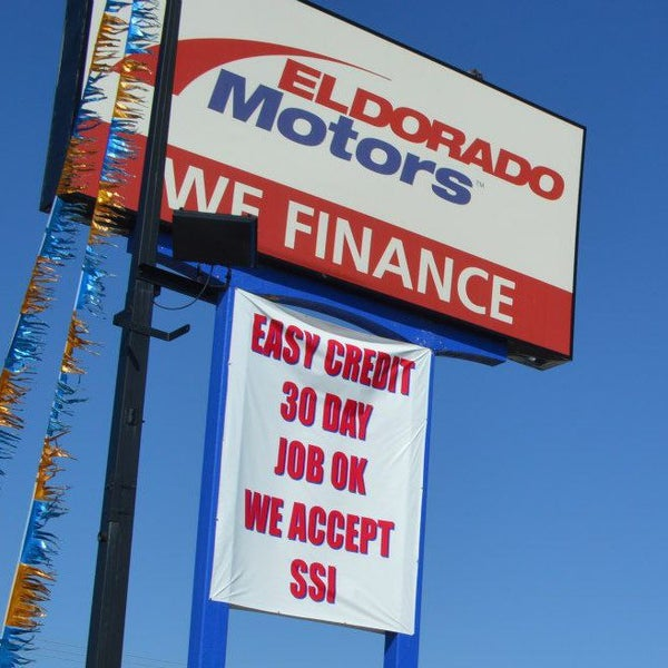 Eldorado Motors Okc Auto Dealership In Oklahoma City