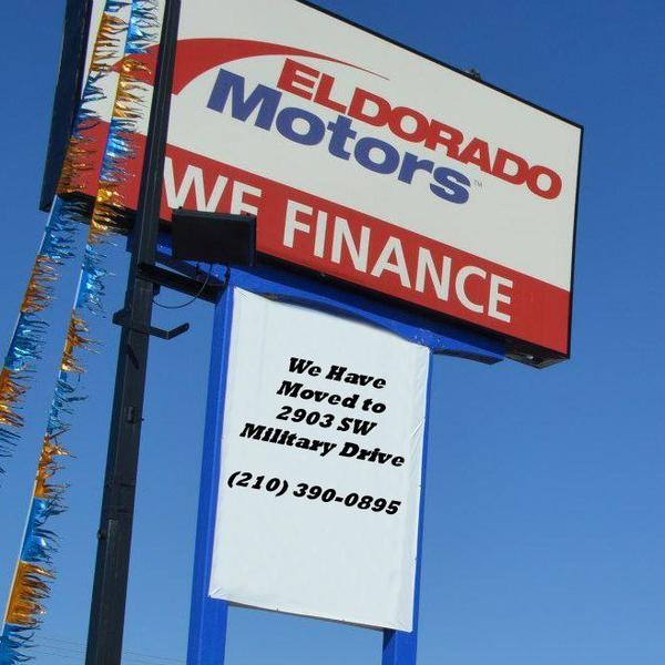 Eldorado Motors Sa Northwest Side 0 Tips