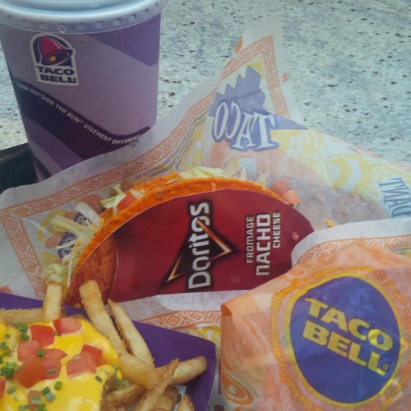 a different way to look at fast food restaurant on the example of taco bell Giphy while taco bell touts the $2 duo with the triple melt burrito and the baja blast as the one true pairing of summer (duh), you can get whatever drink floats your boat with the $2 duo.