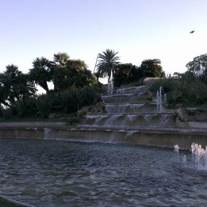 Photo prise au Jardins de Joan Brossa par Olivier P. le10/15/2012