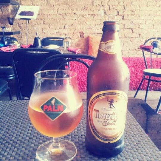 Photo taken at Gracioso Café Bistrô by Manuel C. on 11/21/2012