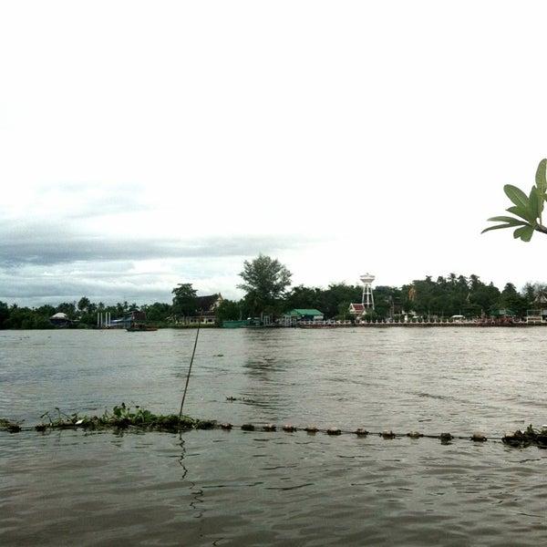 Photo taken at Baan Chom View by Apasara K. on 7/7/2013