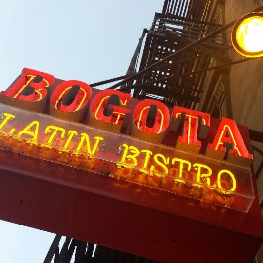 Photo taken at Bogota Latin Bistro by Ask Asheville h. on 7/1/2014