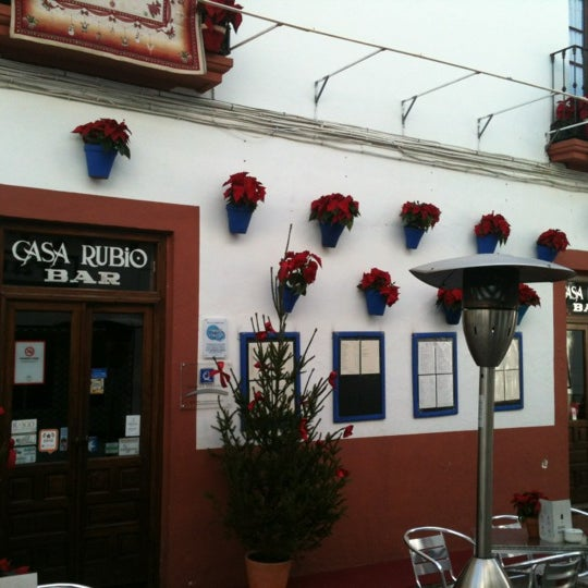 Foto tomada en Casa Rubio por Javier L. el 12/12/2012