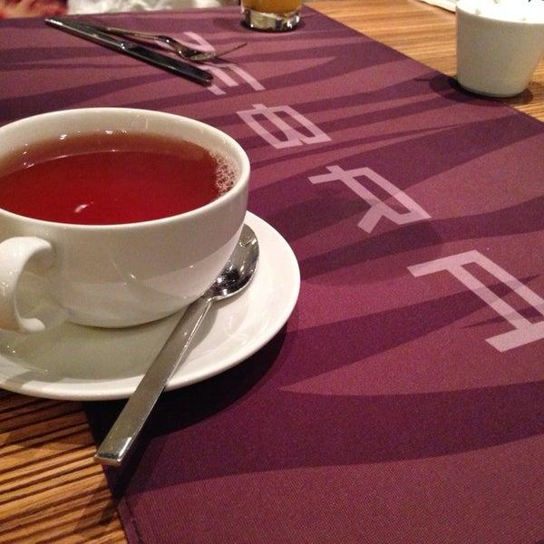 Photo taken at Zebra Café by Grigori R. on 3/4/2014