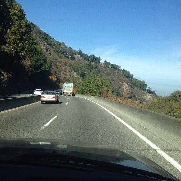 Photo taken at Santa Cruz Mountains by Bob E L. on 11/14/2013