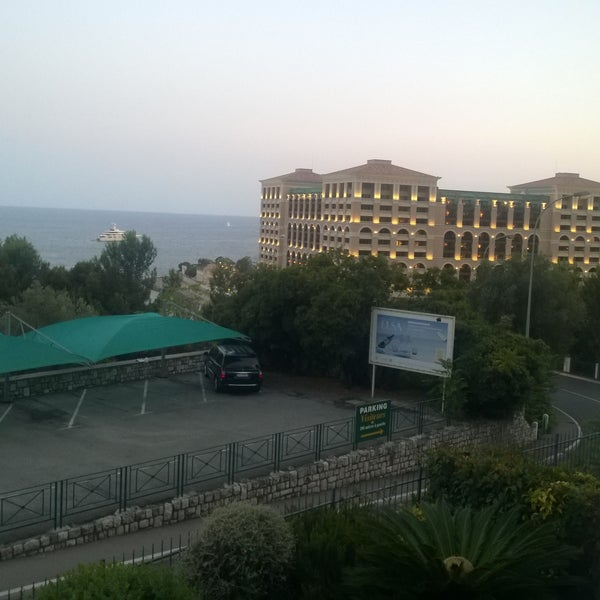 Photo taken at Monte-Carlo Country Club by Aurelia T. on 8/14/2015