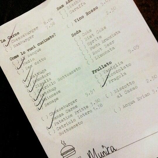 Photo taken at Burger Joint by Munira A. on 7/20/2013