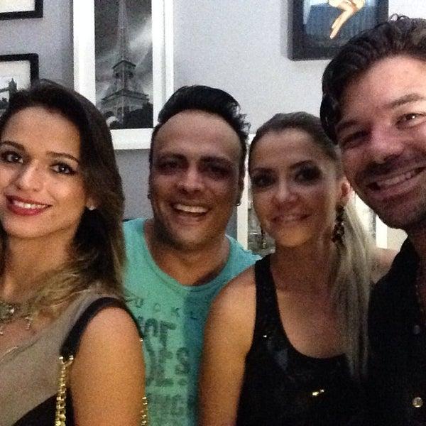 Photo taken at Rua Clélia by Gilberto J. on 4/2/2014