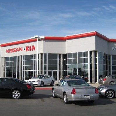 My Nissan Kia Auto Dealership In Salinas: kia motor dealers