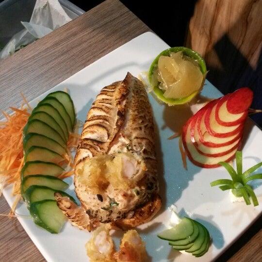 Foto tirada no(a) Sociedade do Sushi por Sohul A. em 7/12/2014