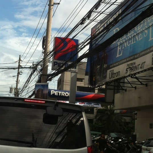 Photo taken at Petron by mugs c. on 11/20/2012