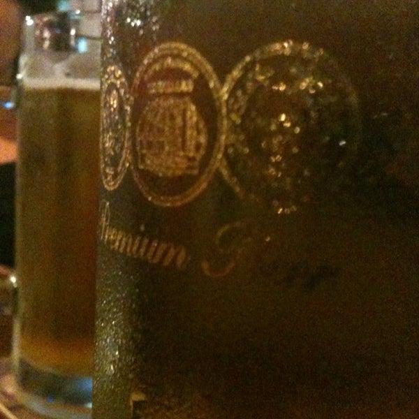 Photo taken at Millwall English Pub by Batu T. on 8/16/2013