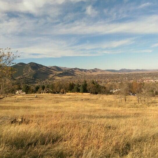 Photo taken at Colorado Chautauqua National Historic Landmark by Lingy M. on 11/15/2015