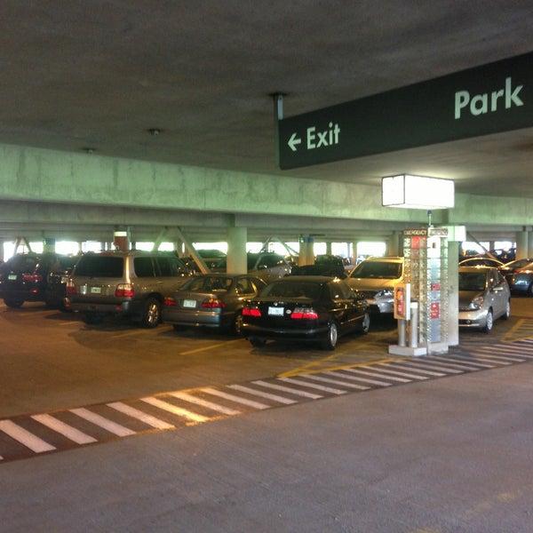 dca parking garage parking in arlington