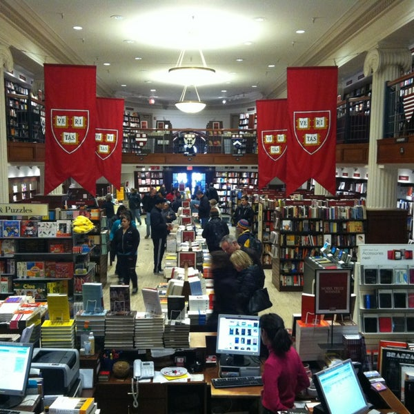 Photo taken at Harvard Coop Society Bookstore by Sousou B. on 4/6/2013