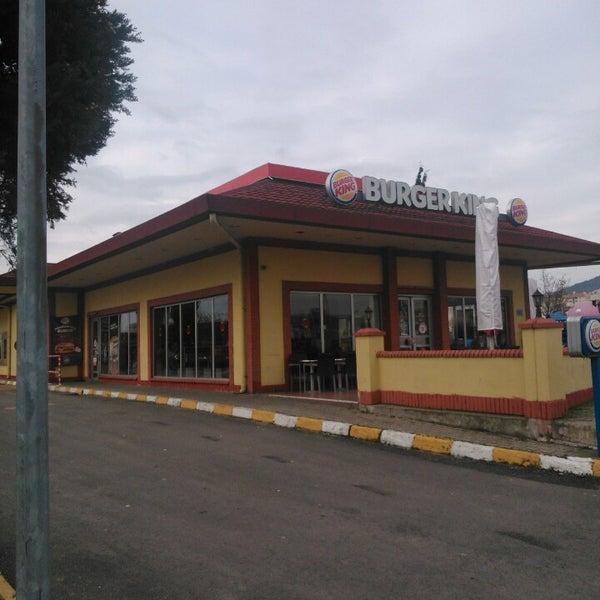Photo taken at Burger King by Ramazan Ş. on 12/14/2013