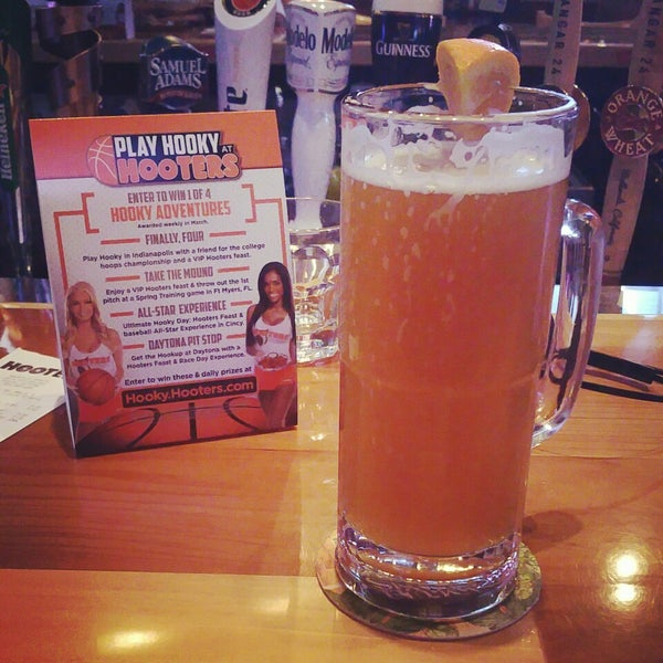 Photo taken at Hooters of Ontario by Paul F. on 3/5/2015