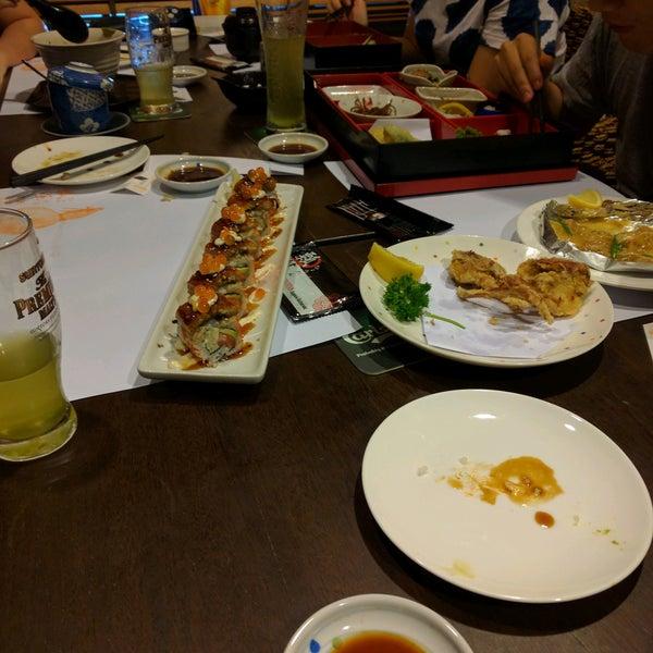 Photo taken at Hyotan Japanese Restaurant by John L. on 1/2/2017