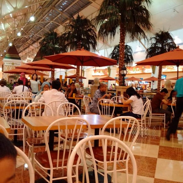 Image result for food court puri indah mall