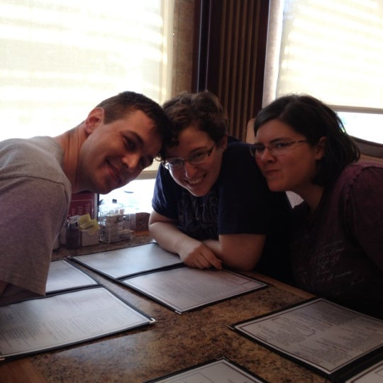 Photo taken at Tiffany Diner by Sam on 6/2/2013