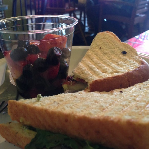 Photo taken at Rivertown Coffee by Will R. on 8/16/2013