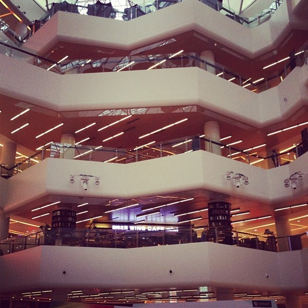 Photo taken at 银河国际购物中心 Galaxy Mall by Will R. on 5/26/2013