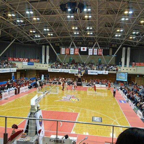 Fotos en 浜北総合体育館 グリー...