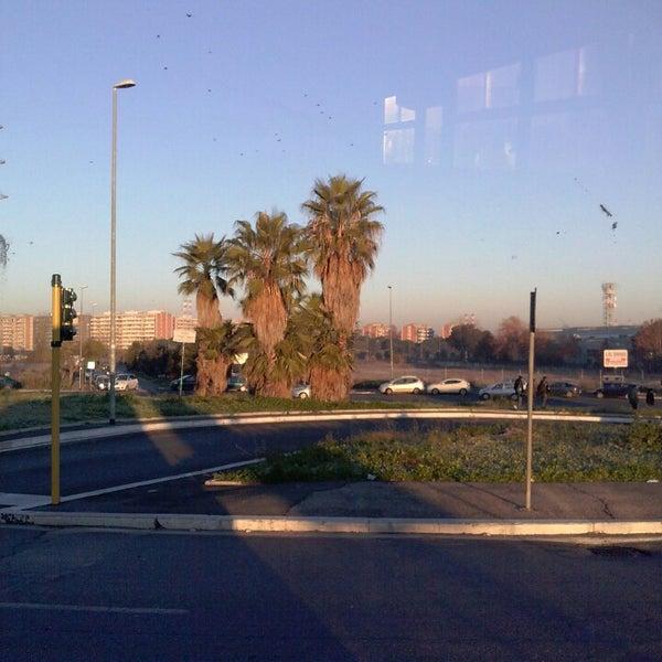 Foto scattata a Terminal Bus Anagnina da Silvano F. il 12/17/2013