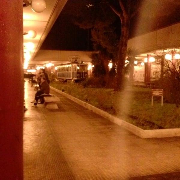 Foto scattata a Terminal Bus Anagnina da Silvano F. il 12/31/2013