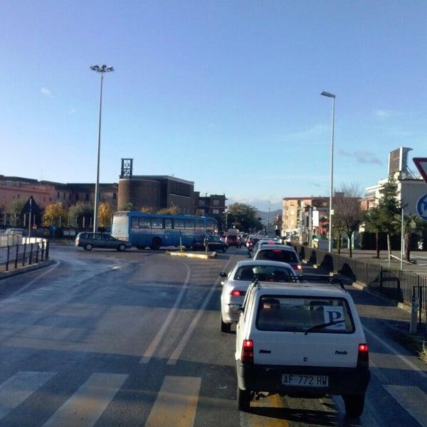 Foto scattata a Terminal Bus Anagnina da Silvano F. il 11/20/2013