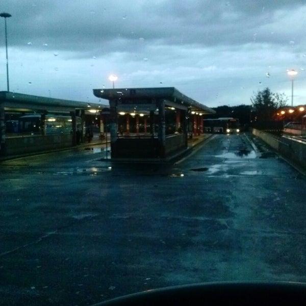 Foto scattata a Terminal Bus Anagnina da Silvano F. il 11/23/2013