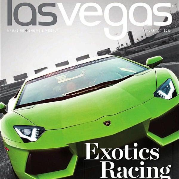 Foto tirada no(a) Exotics Racing por Exotics R. em 1/28/2013