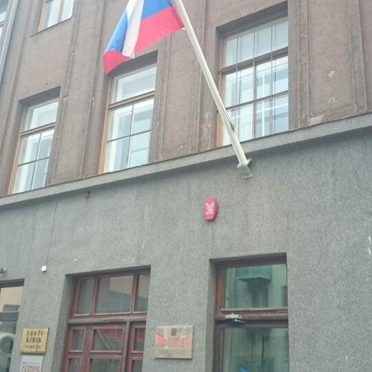 vene föderatsiooni saatkond