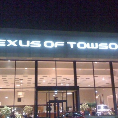 Car Dealership Specials At Lexus Of Towson In Towson Md