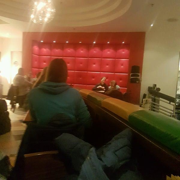 Photo taken at Grand Café Plaza by Yannick D. on 12/29/2016
