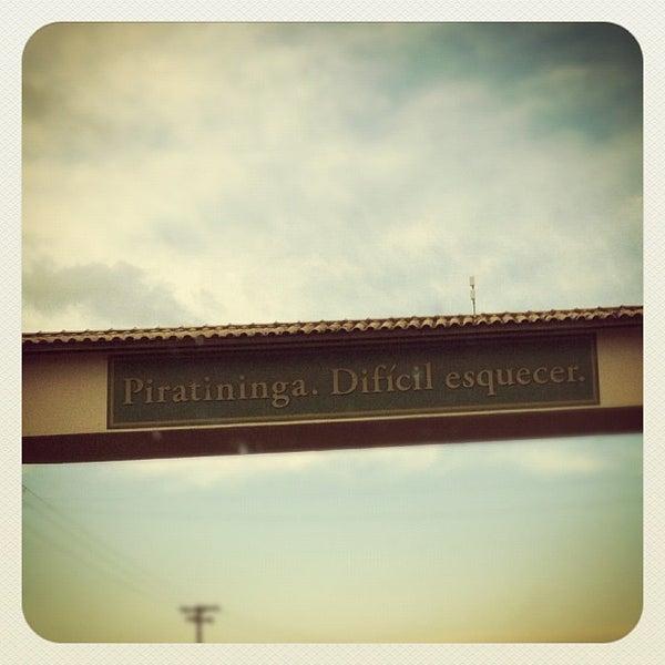 Photo taken at Piratininga by Luciana M. on 11/28/2012