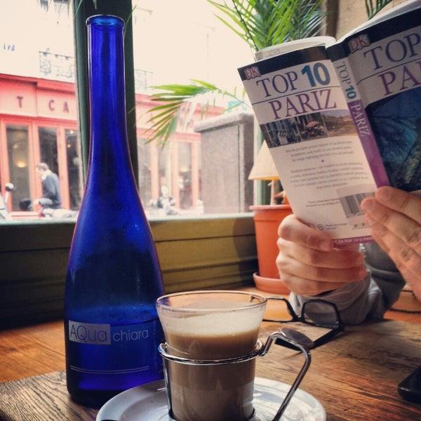 Photo taken at Café de l'Industrie by Jasna A. on 5/26/2014