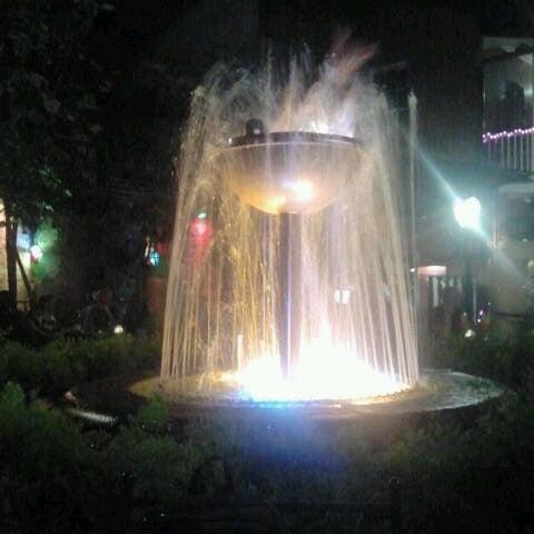 Photo taken at Pat O'Brien's by Ulrika B. on 10/18/2012