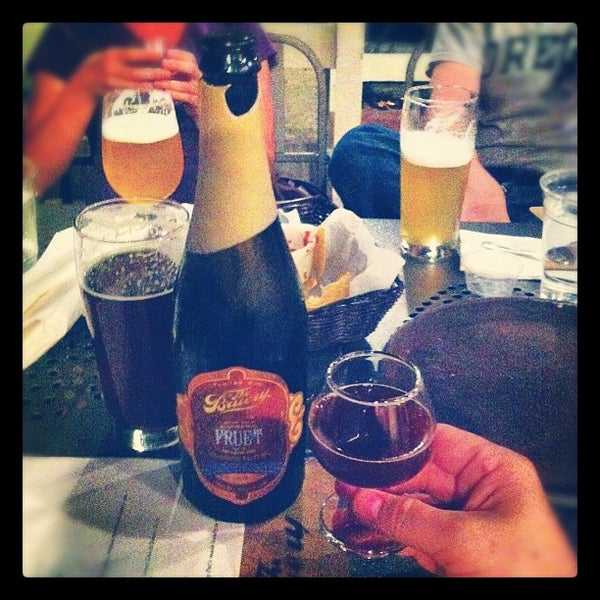 Photo taken at The Bruery Provisions by Shawn S. on 9/22/2012
