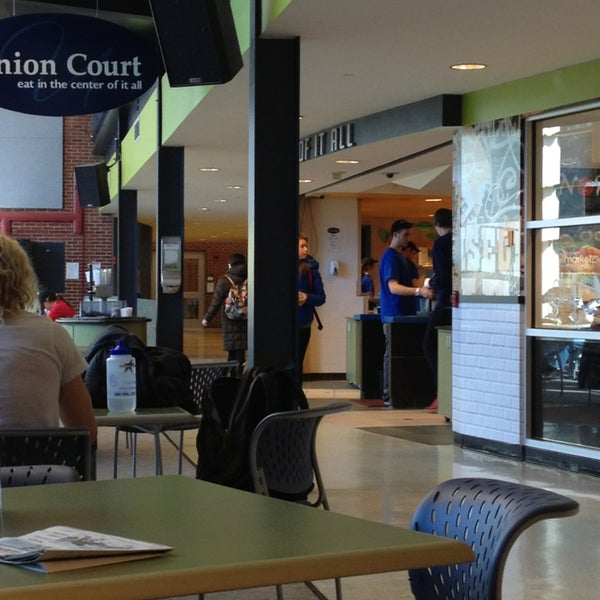Photo taken at Union Court by Jason B. on 2/13/2013