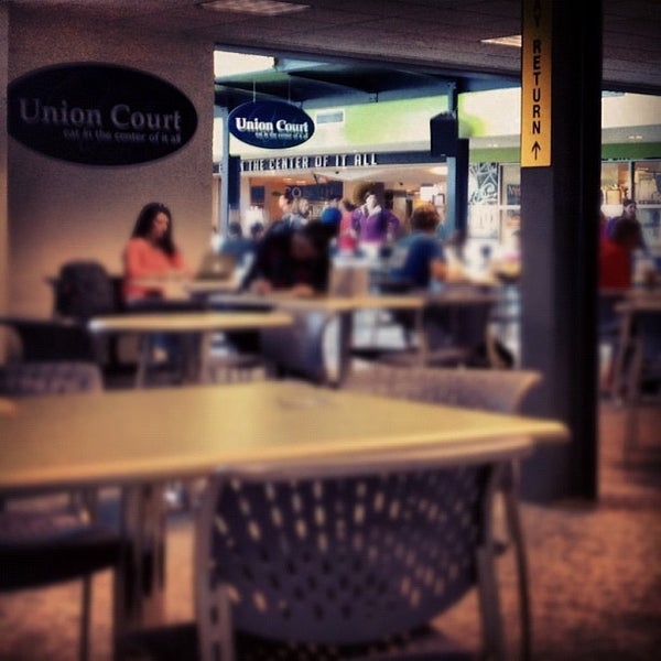 Photo taken at Union Court by Jason B. on 10/1/2012