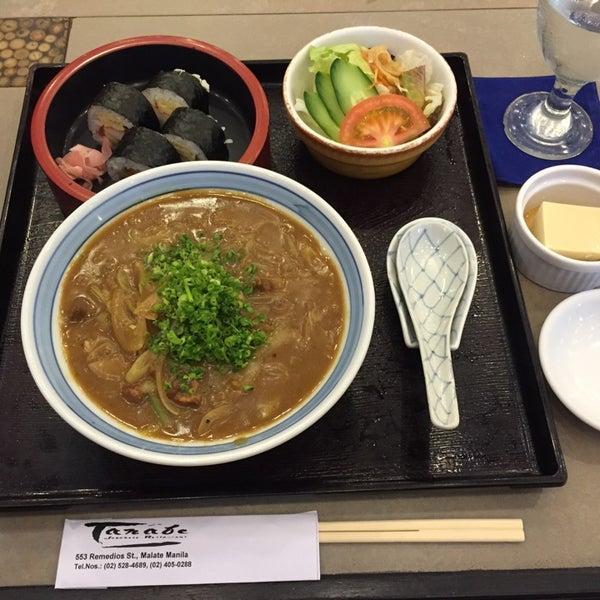 11/15/2014にYasumi K.がTanabe Japanese Restaurantで撮った写真