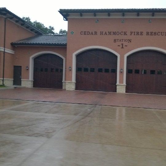 photo taken at cedar hammock fire station 1 by ronnie w  on 6 18 photos at cedar hammock fire station 1   fire station  rh   foursquare