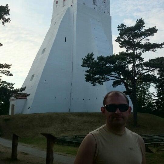 Photo taken at Kõpu tuletorn    Kõpu Lighthouse by Deniss K. on 7/27/2014