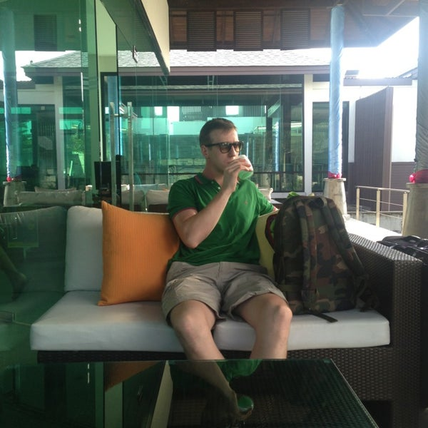 Photo taken at Samui Resotel And Spa by Alexander G. on 1/4/2014