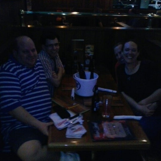 Photo taken at Miller's Boca Ale House by Marc Y. on 2/14/2013